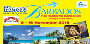 Harrows Barbados Darts Festival