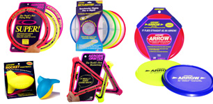 Aerobie Flying Discs & Rings
