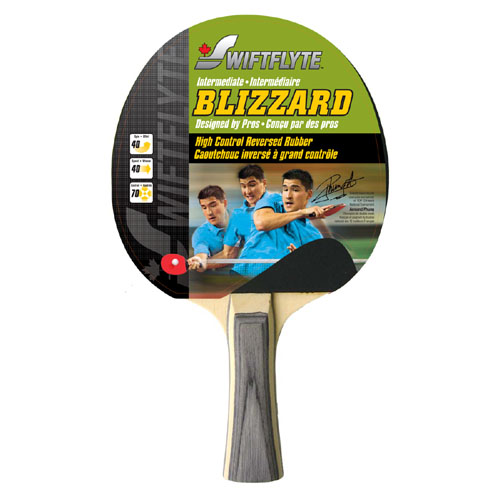 Blizzard Table Tennis Racket Concave