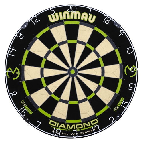 Winmau MvG Diamond Dartboard