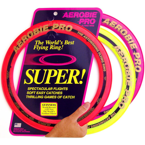 Aerobie® Pro Ring The Astonishing Flying Ring!