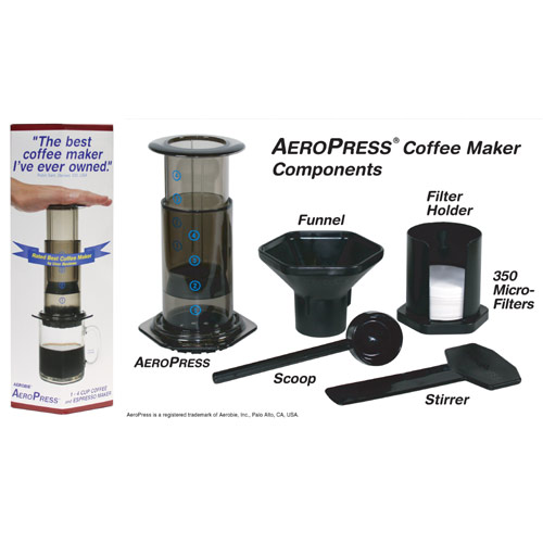 Aeropress Coffee Maker Aerobie : B.Y. Group