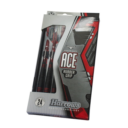 Harrows Ace Rubber Grip Darts