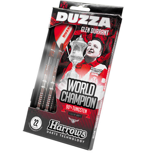 Harrows Duzza Durrant 90% Tungsten Dart Set (S2)