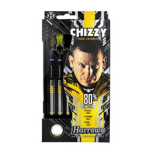Harrows 80% Chizzy Darts