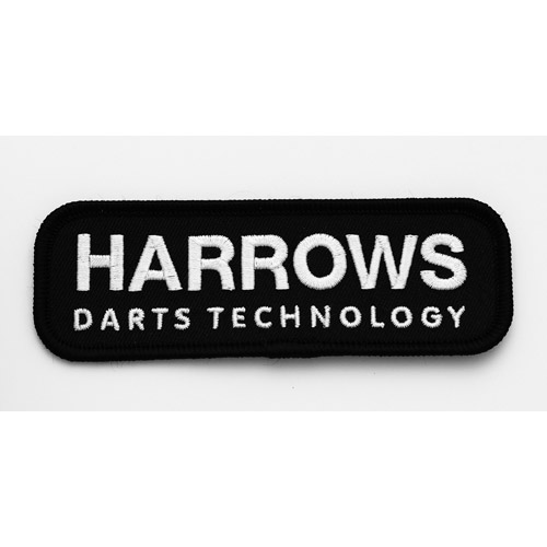 Harrows Embroidered Badge