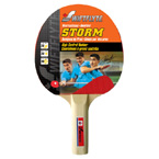 Storm Table Tennis Racket - Straight