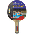 Cyclone Table Tennis Racket - Comfort Grip