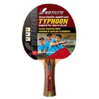 Typhoon Table Tennis Racket - Concave