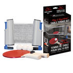 Swiftflyte Play Anywhere Table Tennis Set