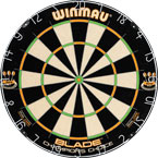 Dartboard - Winmau Blade Champion's Choice (practice board)