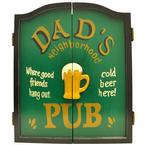 Swiftflyte Dartboard Cabinet - Dad's Pub