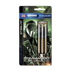 Winmau Nickel Silver Commando Darts