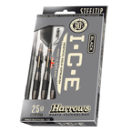 Harrows 90% Black I.C.E. Darts