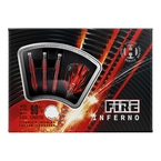 Harrows Fire Inferno 90% Tungsten Dart