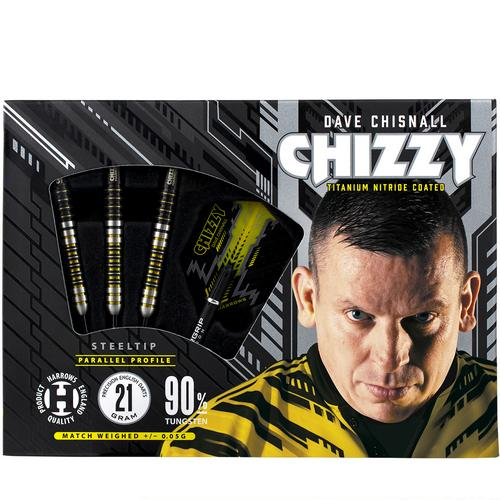 Harrows 90% Dave Chisnall 'Chizzy' Darts