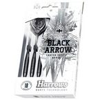Harrows Black Arrow Brass Soft Tip Darts