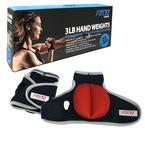 Weighted Gloves - 3lb PR