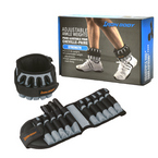 IBF - Deluxe Adjustable Ankle Weights