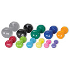 Vinyl Coated Dumbbells