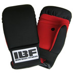 "IBF ""TRN - Training"" Lightweight Bag Glove"