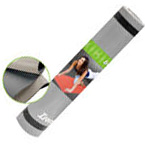 IBF Two-Tone Grey Yoga Mat – 6mm